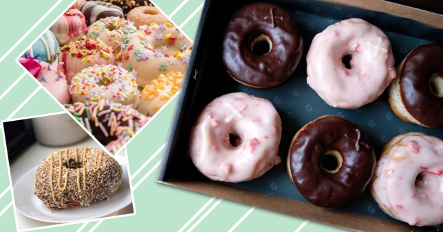 Guide to vegan doughnuts