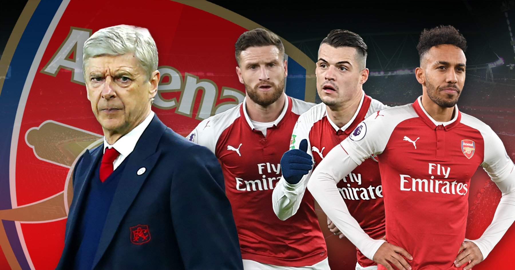 Three issues Arsene Wenger must fix to avoid another Manchester City mauling