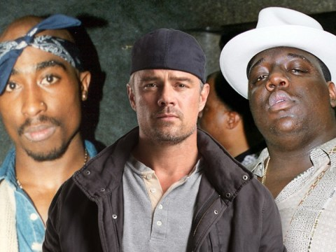Josh Duhamel claims he knows who killed Tupac and Biggie Smalls
