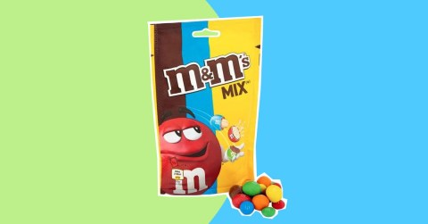 You can now get mixed bags of M&Ms featuring all of your favourite