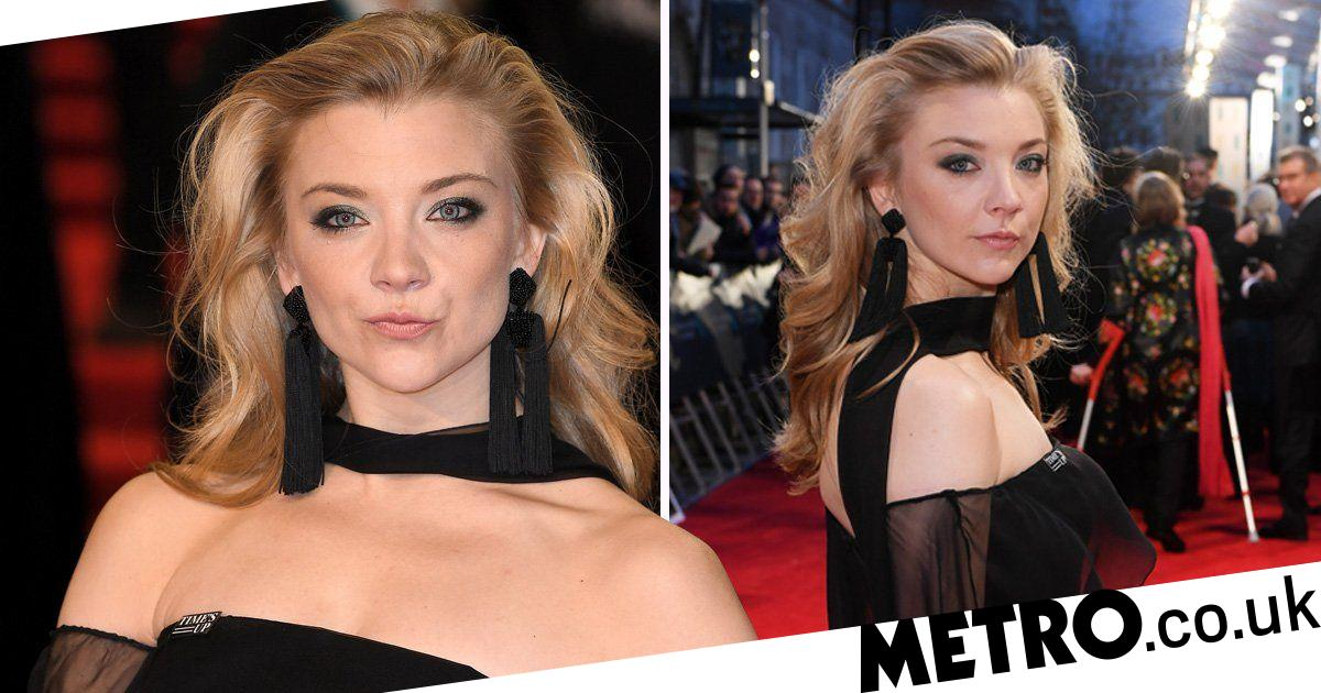 Natalie Dormer talks about the importance of Times Up movement at Baftas 2018
