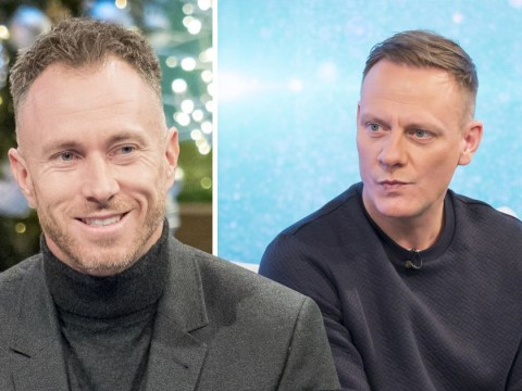 Antony Cotton defended by his Dancing On Ice partner after he falls out with James Jordan