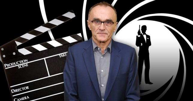 Bond bosses want Danny Boyle to direct Bond 25