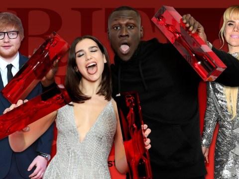 Brit Awards 2018 winners list