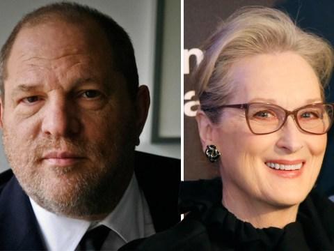 Meryl Streep brands Harvey Weinstein 'pathetic' after he cites her in sexual assault legal defense