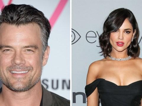 Josh Duhamel 'dating actress Eiza Gonzalez' five months after split from Fergie