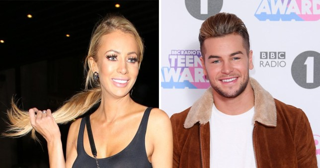 Chris Hughes 'would have rowed for three days' with Olivia Attwood if she flashed nipples
