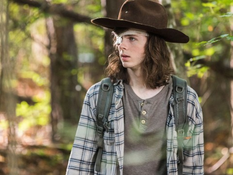The Walking Dead showrunner defends Chandler Riggs' 'beautiful' exit as Carl Grimes