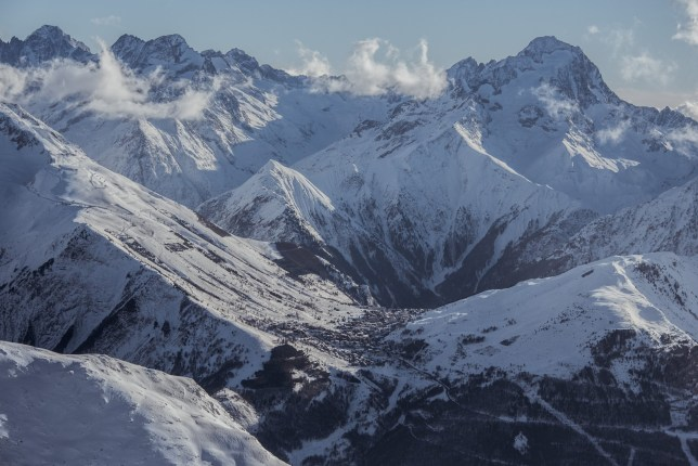 British skier dies after falling from 'cliff' in the French Alps