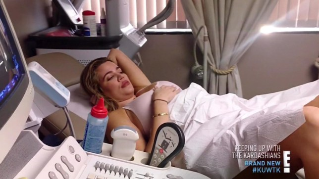 Khloe Kardashian will give birth on Friday by scheduled C-section
