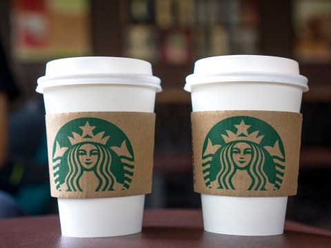 Starbucks trials extra 5p charge for takeaway coffee cups