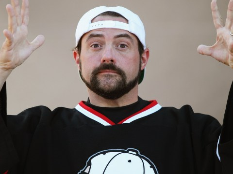 Kevin Smith mistook heart attack for a 'reaction to spoiled milk'