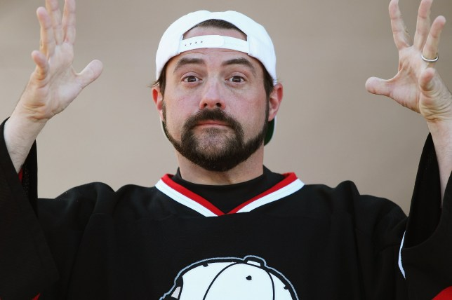 Kevin Smith loses 17lbs in nine days after massive heart attack
