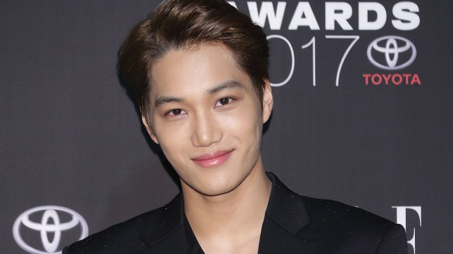 EXO's Kai swaps K-pop for acting after landing a role in new