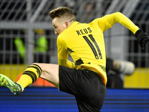 Liverpool fans go wild as Marco Reus copies Roberto Firmino's goal celebration