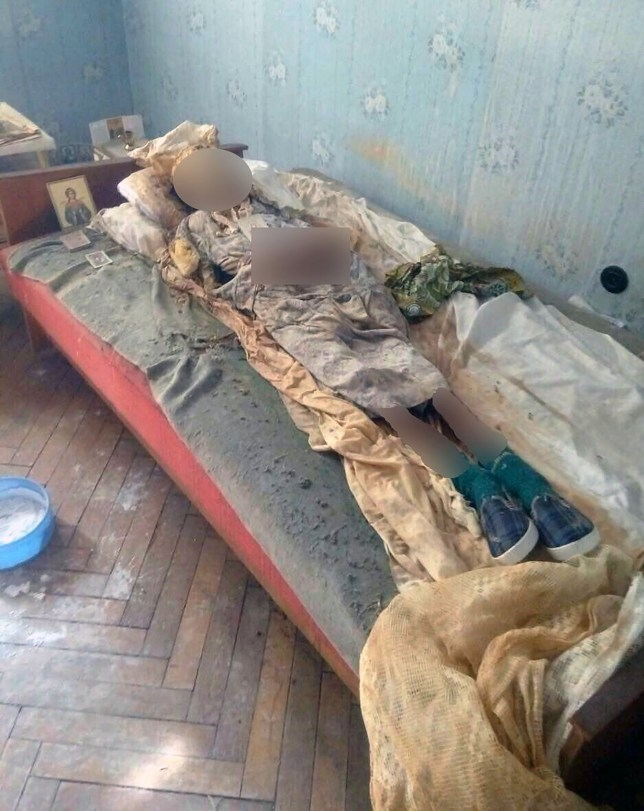 Mummified body found in the flat in Mykolaiv