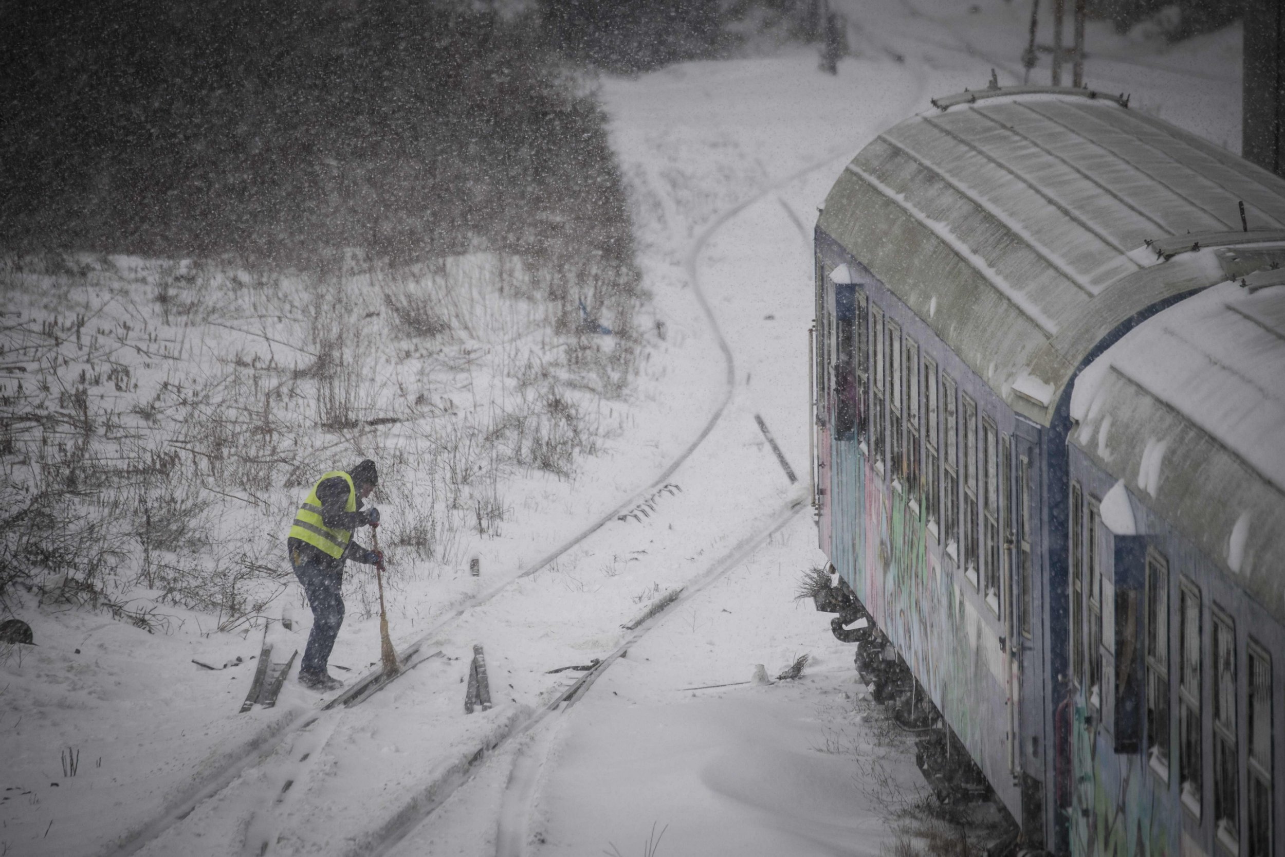 At least 8 people have died as Beast from the East batters Europe