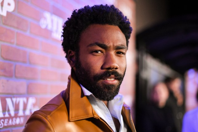 Mandatory Credit: Photo by Rob Latour/Variety/REX/Shutterstock (9422185ec) Donald Glover 'Atlanta' TV show premiere, Arrivals, Los Angeles, USA - 19 Feb 2018 'Atlanta' Season Two Premiere
