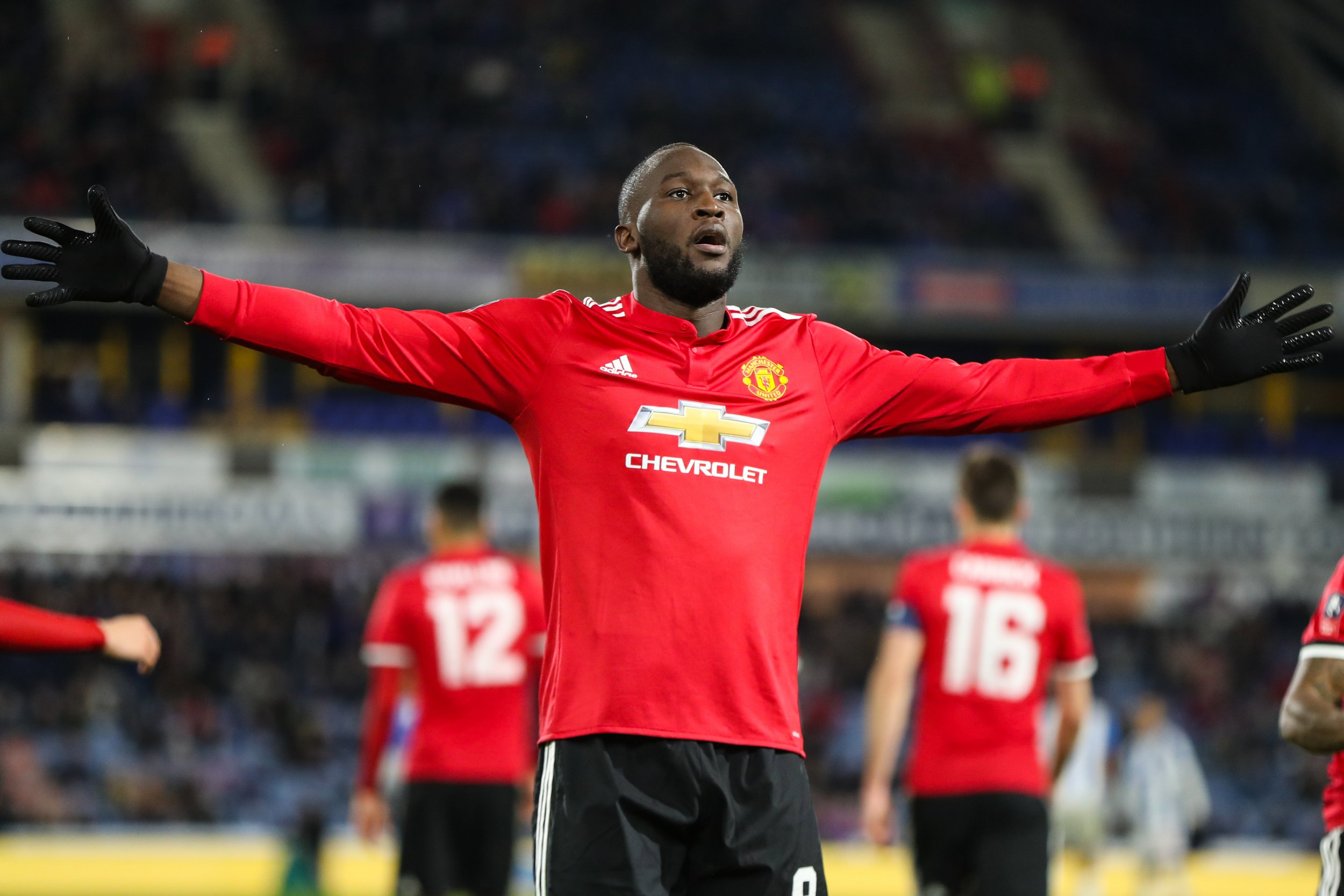 Romelu Lukaku refusing to celebrate goals at Manchester United has confused Chris Sutton