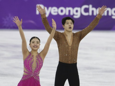 Olympic skaters Maia and Alex Shibutani open up about their love of Coldplay on the ice