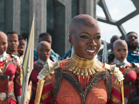 Black Panther deleted scene reveals Okoye is secretly married to W'Kabi