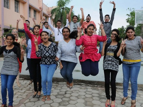 Students ordered to sit exams barefoot in India so they can't cheat