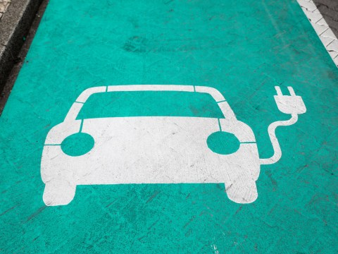 Super-fast electric car charging points to be installed every 50 miles