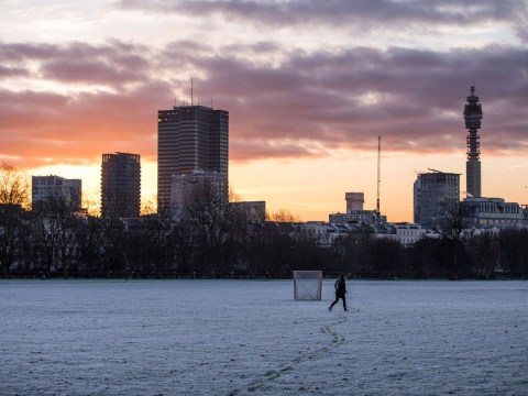 'Polar vortex' to batter Britain with snow and coldest week for five years