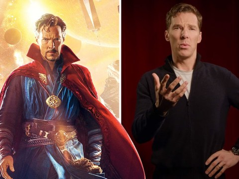 You can attend the Avengers premiere in LA with Benedict Cumberbatch and have tea with the Doctor Strange star