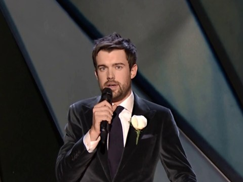 Jack Whitehall laments 'unimaginative' choice of a white male Brits host