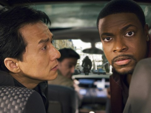 Chris Tucker confirms Rush Hour 4 with Jackie Chan is 'coming together'