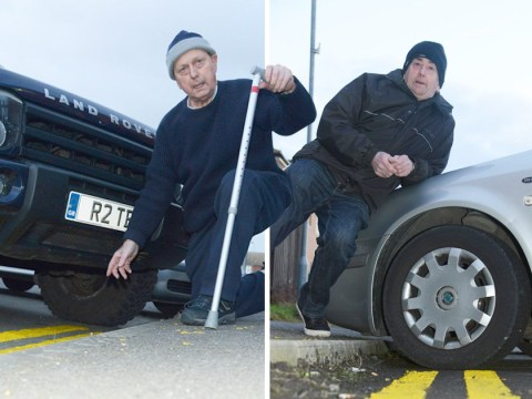 Drivers fined after council paints yellow lines underneath cars