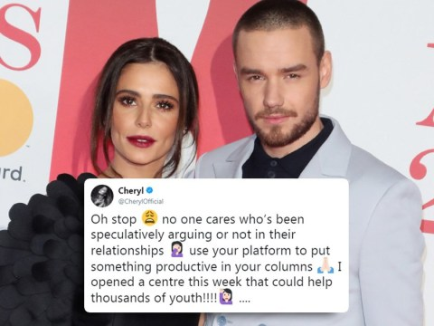 Cheryl blasts stunt allegations after packing on PDA with Liam Payne amid split rumours