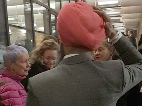 Sikh man's 'turban ripped off in racist attack outside Parliament'