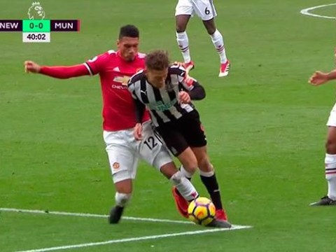 Manchester United lucky to escape penalty decision against Newcastle, say Thierry Henry and Graeme Souness