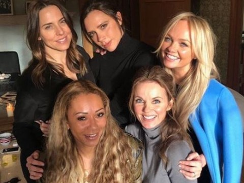 Inside The Spice Girls reunion as Wannabe stars gorged on sushi, salad and prosecco at big reunion