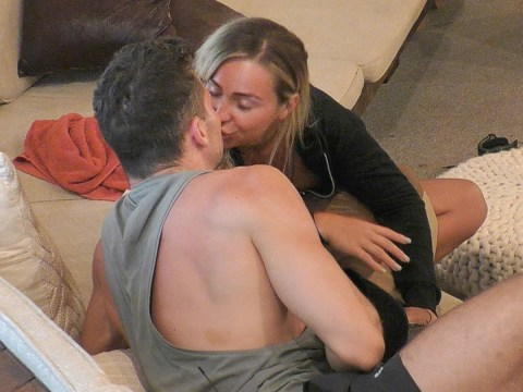 Survival Of The Fittest's Joel and Georgia kiss – but is he playing games?