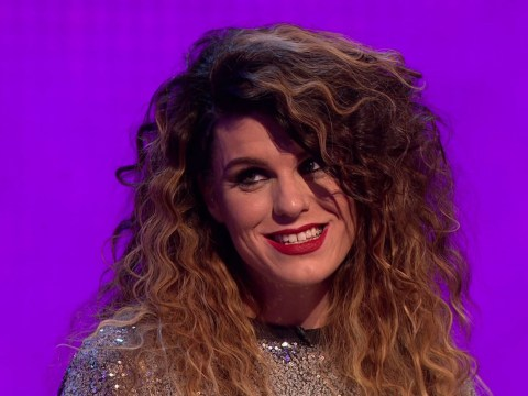 Take Me Out contestant shows off Robbie Williams tattoo after confessing she's a mega fan