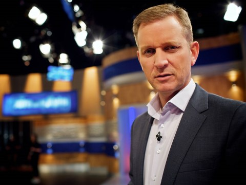Jeremy Kyle, 52, to become a grandfather for the first time