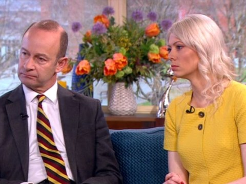 Holly Willoughby and Phillip Schofield go to town on UKIP couple Henry Bolton and Jo Marney