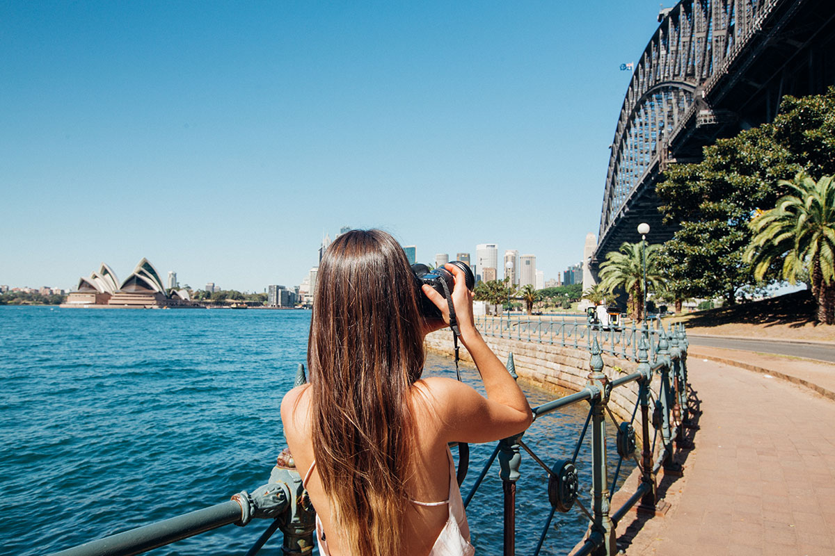 From finding the perfect view of the Opera House to sandboarding at Port Stephens: 5 things to do in and around Sydney if you've only got five days to nail it