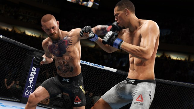 EA Sports UFC 3 (PS4) - at least it looks the part