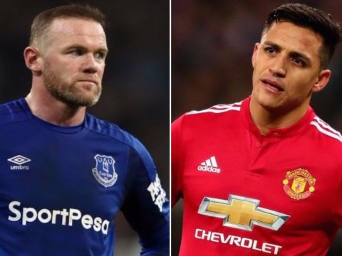 Wayne Rooney compares Manchester United star Alexis Sanchez to Carlos Tevez