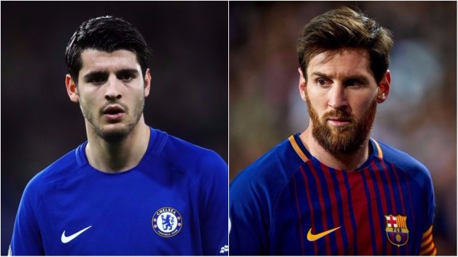 online store 0db69 971a9 Chelsea news: Blues 'cannot stop' Lionel Messi, says Alvaro ...