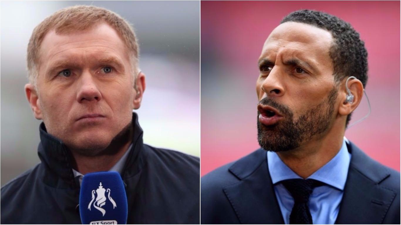 Paul Scholes and Rio Ferdinand slam 'weak' Manchester United striker Romelu Lukaku after Sevilla draw