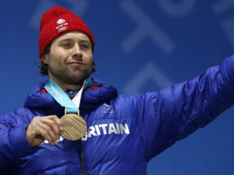 Winter Olympics: Billy Morgan wins bronze for Team GB as snowboarder narrowly avoids collision with squirrel