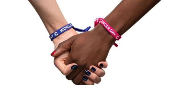 World Cancer Day 2019 unity bands