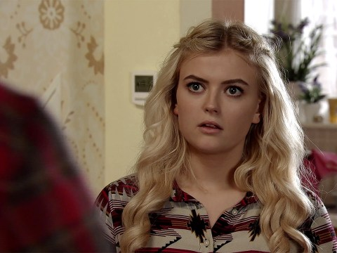 When is Bethany Platt leaving Coronation Street and why did Lucy Fallon quit?