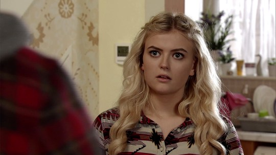 Craig has bad news for Bethany in Coronation Street
