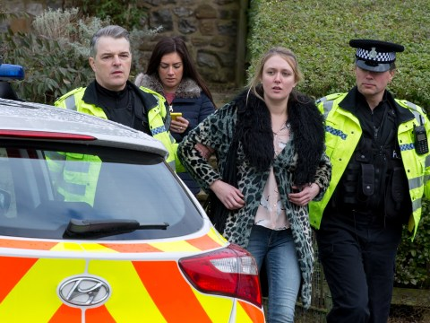 Emmerdale spoilers: Tragic diagnosis for Rebecca White after arrest drama
